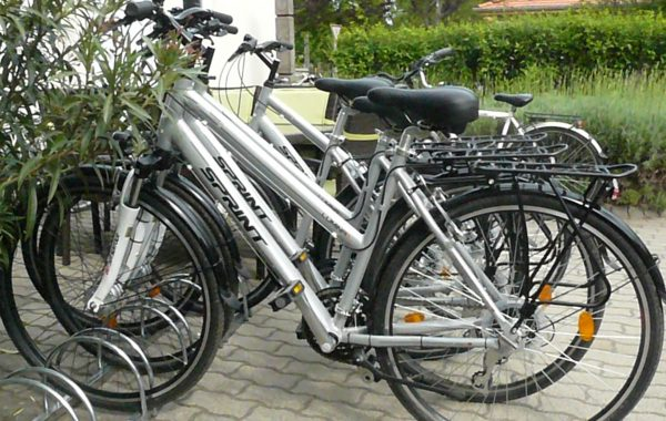 új bringák